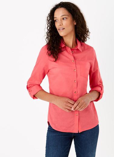 Marks & Spencer Gömlek Kırmızı